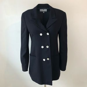 Vintage double-breasted blazer